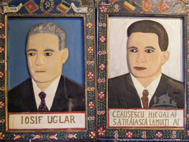 Sapanta-Iosif-Uglar-si-Ceausescu