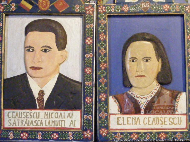 Sapanta-Nicolae-si-Elena-Ceausescu