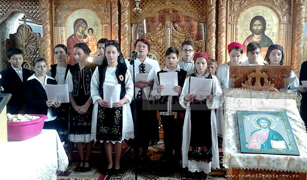 Simisna-Sfintirea altarului vechi-1