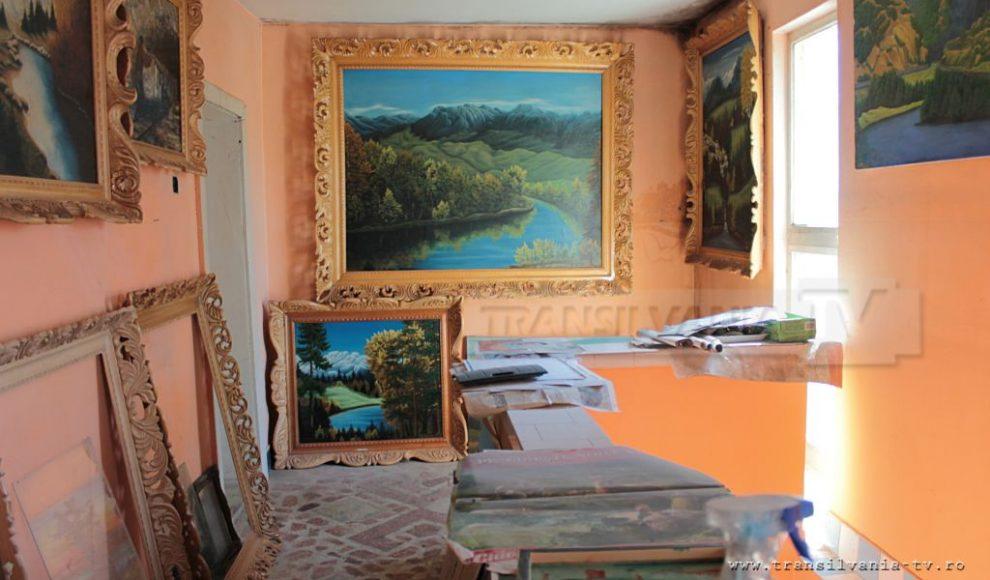 Ciula-Pictorul Gheorghe Indrecan-25
