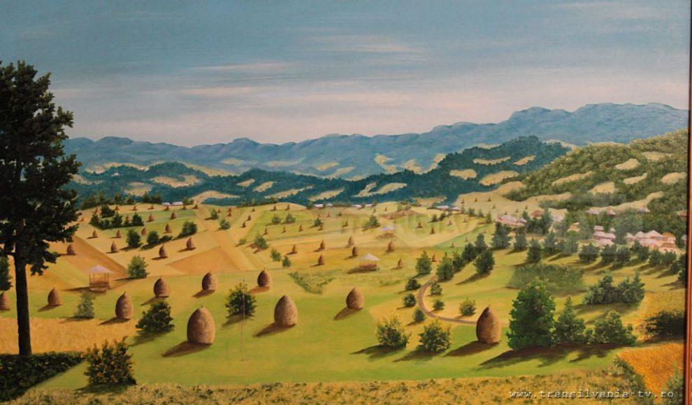Ciula-Pictorul Gheorghe Indrecan-28