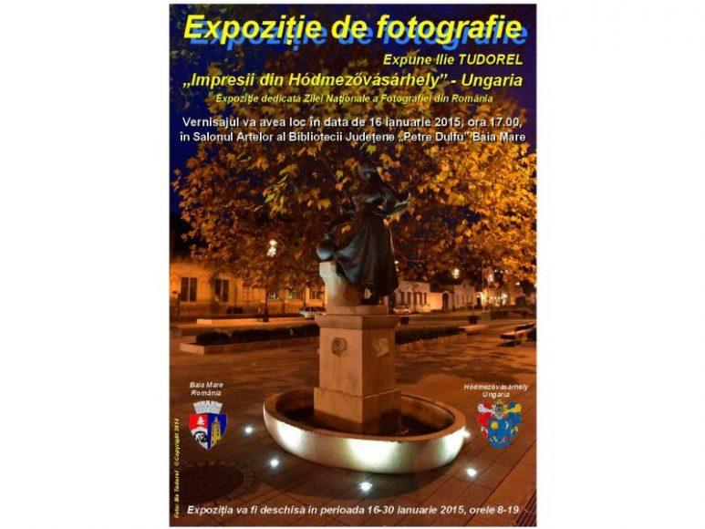 EXPO FOTO 2 - Afis Hadmezovasarhely - A4
