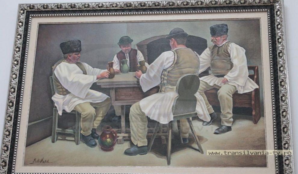 Ileanda-Vasile Both-Expozitie de pictura- (2)