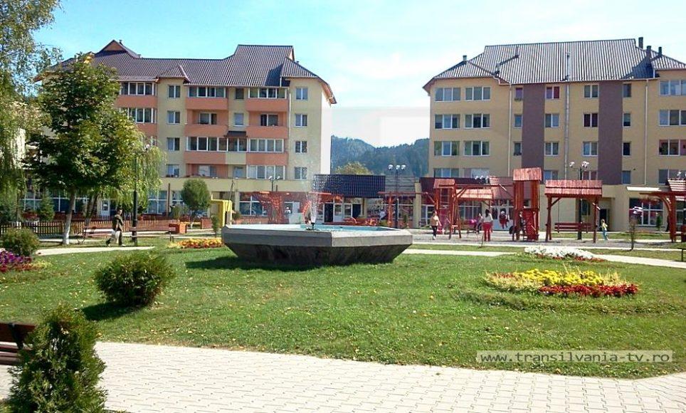 Borsec 21 - Parcul din Borsecul de jos