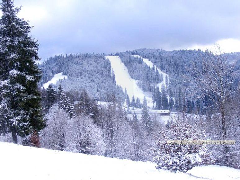 Borsec 22 - Partiile de schi